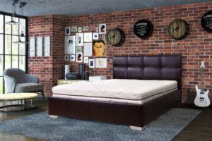 кровать с подиумом Лорд