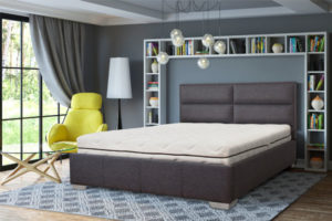 подиумные кровати Сити от Come-for