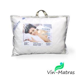 Подушка латекс Матролюкс