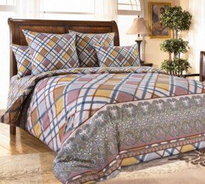Постельное белье Сомерсет перкаль Комфорт-текстиль