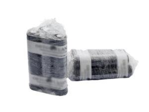 Упаковка опор каркаса