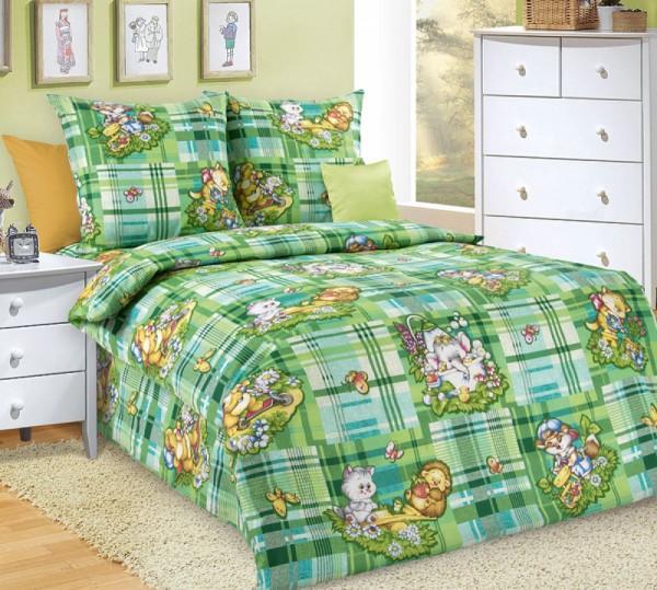 детские комплекты в кроватку Затейники