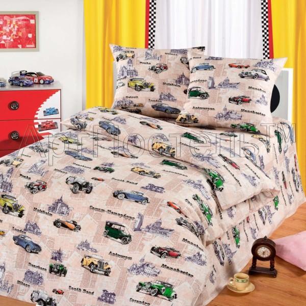 купить детскую постель Авто Круиз