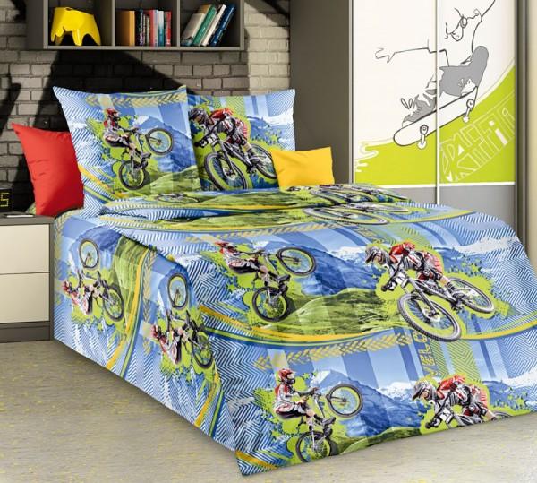комплект в детскую кроватку Фрирайд