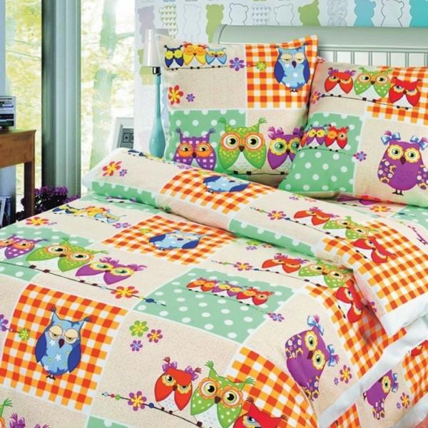 постельное в детскую кроватку Соня