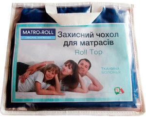 Чехол на матрас в упаковке