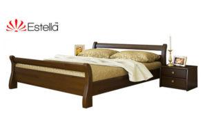 купить кровать из дерева Диана Эстелла деревянная бук
