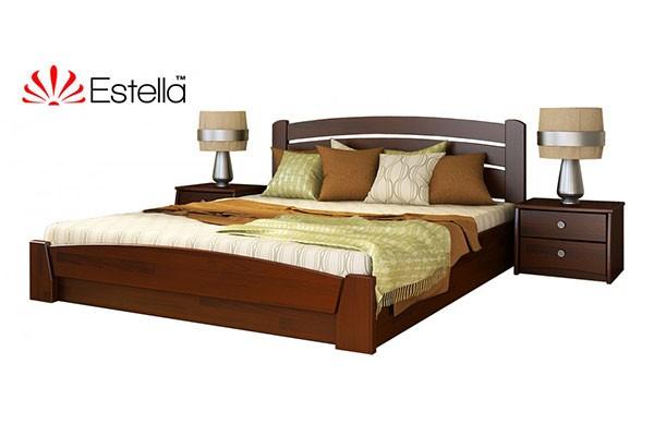 деревянные кровати Селена Аури Эстелла деревянная бук
