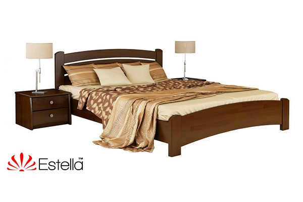 кровать деревянная Венеция люкс