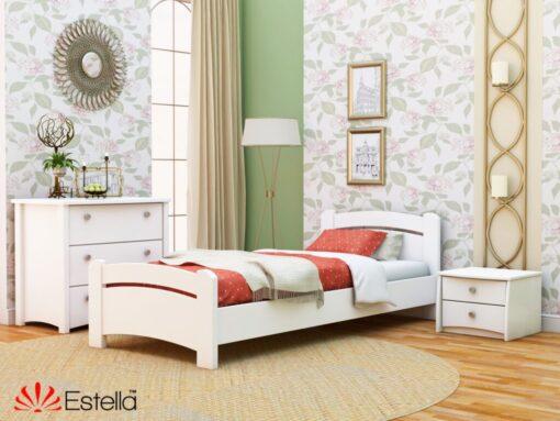 Кровать Венеция односпальная Estella