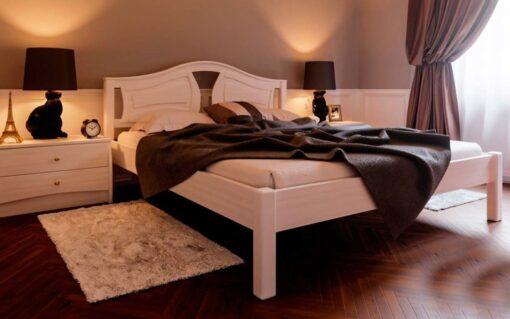 кровать из дерева купить Италия ЧДК