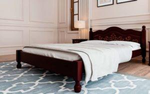 кровати из массива дерева Магнолия ЧДК