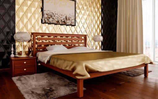 деревянная кровать купить Модерн Д ЧДК