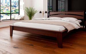 купить кровать деревянную Венеция Д ЧДК