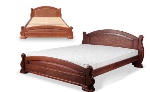 деревянная кровать женева цена