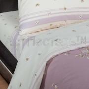 Постельное белье Сакура поплин фото ткани 1