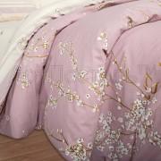 Постельное белье Сакура поплин фото ткани 2