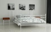 двуспальная кровать Бриана белый