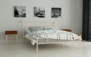 двуспальная кровать Диаз беж