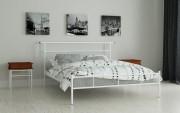 двуспальная кровать Диаз белый