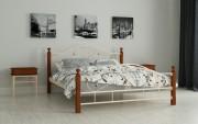 заказать двуспальную кровать Гледис беж