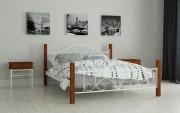 двуспальная кровать Изабелла белый
