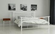 двуспальная кровать Кира белый