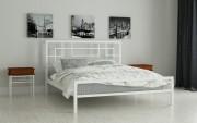двуспальная кровать Лейла белый