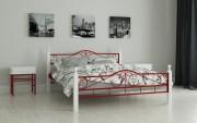 двуспальная кровать Мадера красный купить