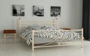 двуспальная кровать Тиффани беж