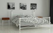 двуспальная кровать Тиффани белый