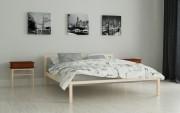 двуспальная кровать Вента беж