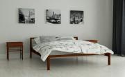 двуспальная кровать Вента коричневый