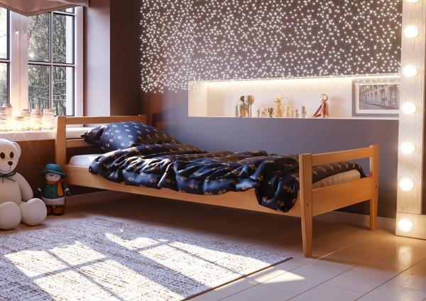 детская кроватка Алиса ЧДК ольха