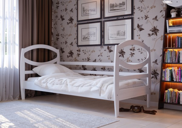 детские кровати Наутилус белый