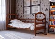 детская кровать Наутилус орех