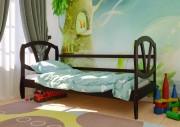 детская кровать Виктория ЧДК махонь