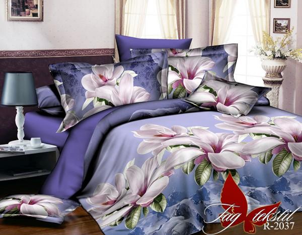 купить постельное белье ранфорс R2037