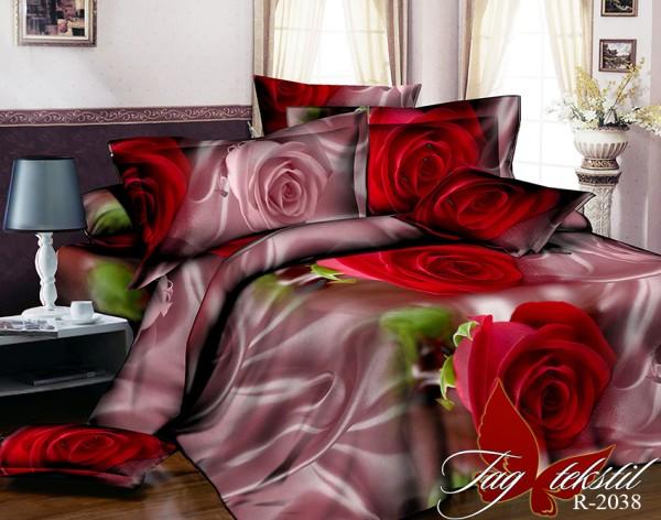 купить постельное белье ранфорс R2038