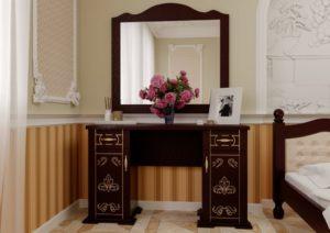 Туалетный столик Магнолия махонь ЧДК