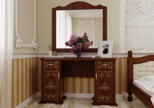 Туалетный столик Магнолия орех ЧДК