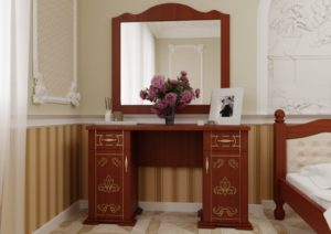 Туалетный столик Магнолия яблоня ЧДК