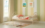детская кровать алиса люкс бежевая купить