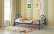 детская кровать алиса люкс синяя купить