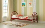детская кровать алиса люкс красная купить