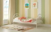 детская кровать алиса люкс белая купить