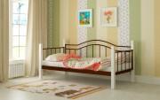 детская кроватка алонзо коричневая купить