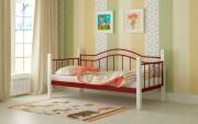 детская кроватка алонзо красная купить