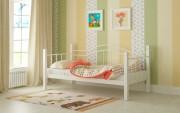 детская кроватка алонзо белая купить