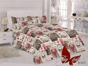 купить постельное белье ранфорс R-015